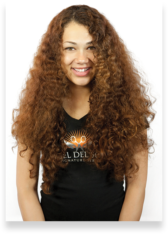 Keratin Straightening Before And After Before Keratin Smoothing