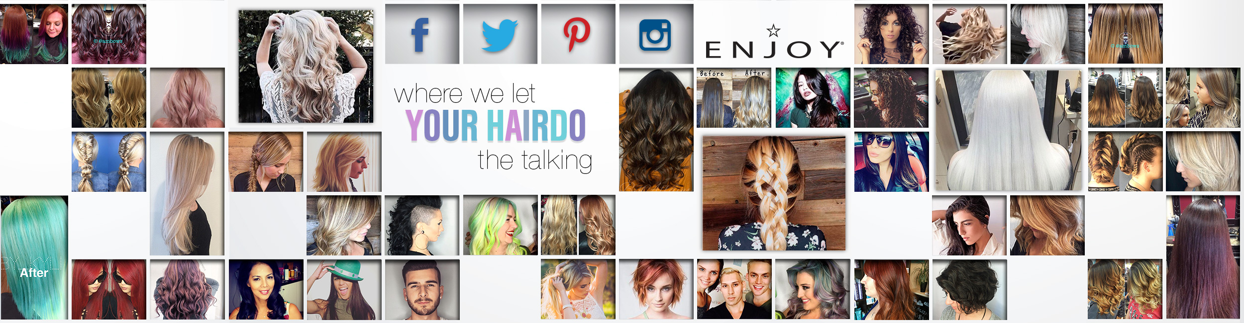 Enjoy Hair Care - Enjoy Professional Hair Care Products