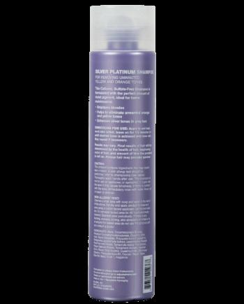 Silver Platinum Shampoo